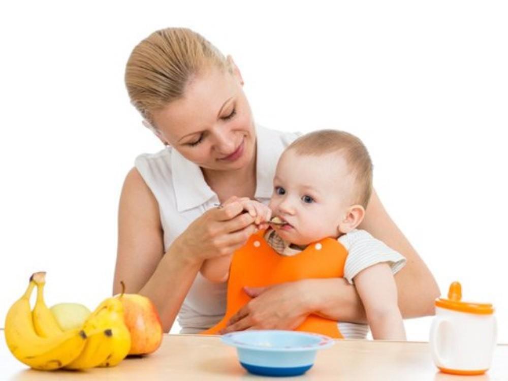 10 thực phẩm giàu chất xơ cho trẻ ăn dặm