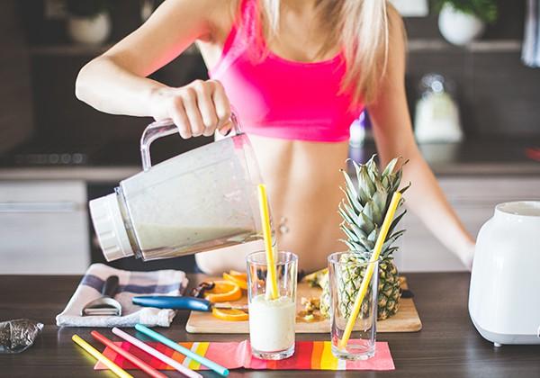 Thực đơn giảm cân hiệu quả cho người tập Gym