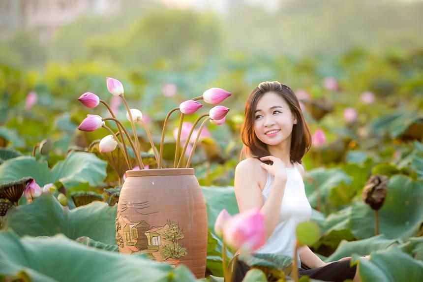 Trà lá sen và phương pháp giảm cân đặc biệt từ Chiết Xuất Sen Tươi