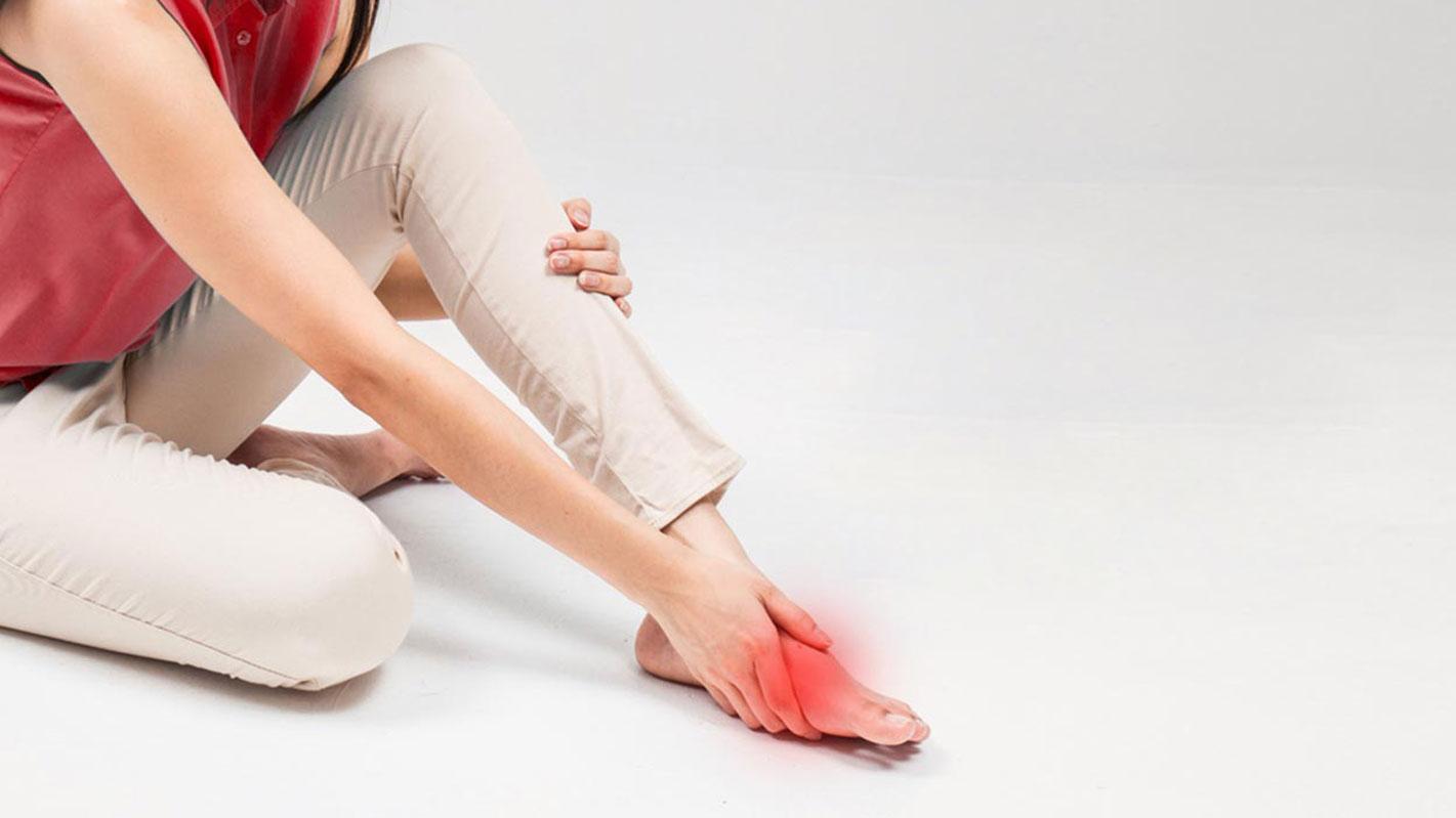 Tinh Chất Nghệ Nano Curcumin và tác dụng trị bệnh gout (gút) có thể bạn chưa biết